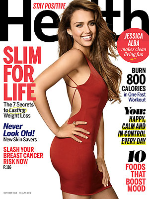 Jessica Alba: I Used to Be So Self-Conscious About My Body