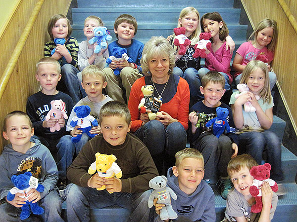 Minnesota Teacher Focuses Kids on Kindness