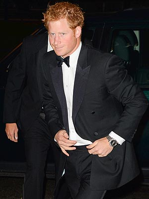 Prince Harry, Pippa Middleton Bring on the Glamour at Boodles Boxing Ball