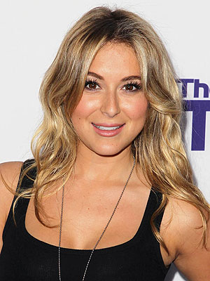 Alexa Vega Alexa Vega on Fianc How I Knew He Was the One Couples