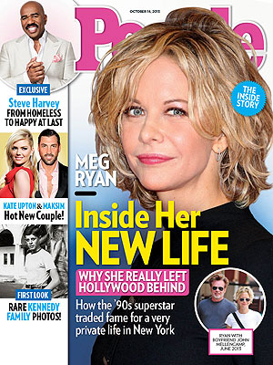 Meg Ryan Left the Spotlight: Inside Her Life Now
