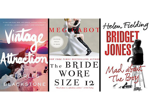 What We're Reading This Weekend: Brand New Fiction