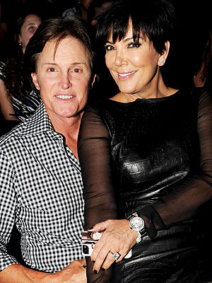 Bruce Jenner Speaks Out: 'Nobody Is Filing for Divorce'