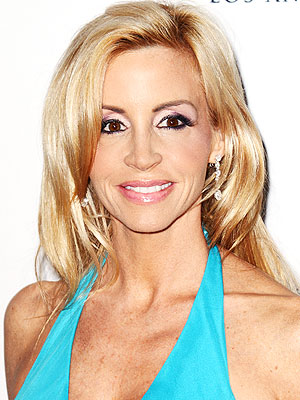 Camille Grammer Undergoes Surgery for Endometrial Cancer
