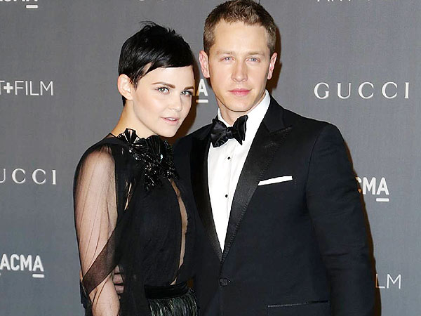 Ginnifer Goodwin and Josh Dallas Are Parents of Baby Boy