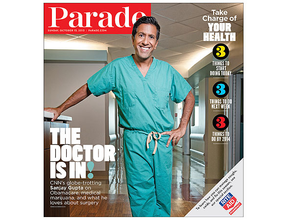 Dr. Sanjay Gupta: Three Things You Didn't Know
