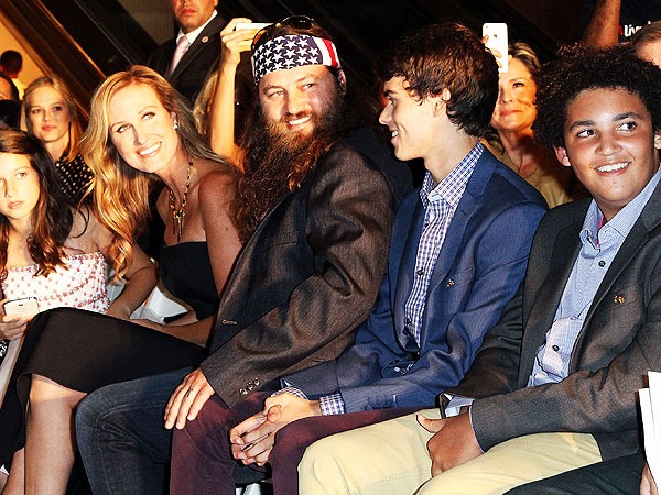 Duck Dynasty's Willie and Korie Robertson Scraped Up Money to Adopt Son