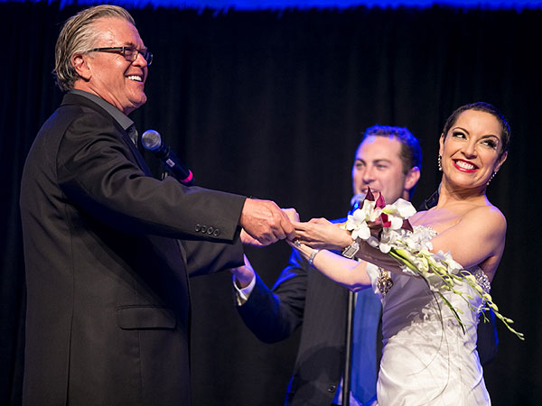 Ron White Marries Margo Rey