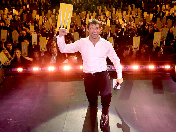Hugh Jackman, Wife Celebrate His Birthday