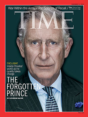 Prince Charles Opens Up About His Life, Family & Becoming King