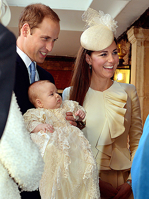 Prince George's Christening: Who's Who & What's What