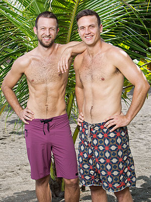 Stephen Fishbach's Survivor Blog: How to Take Down the Baskauskas Brothers