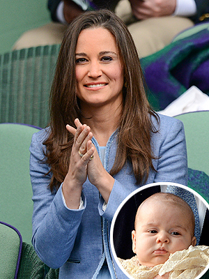 Pippa Middleton's Unusual Christening Gift to Prince George
