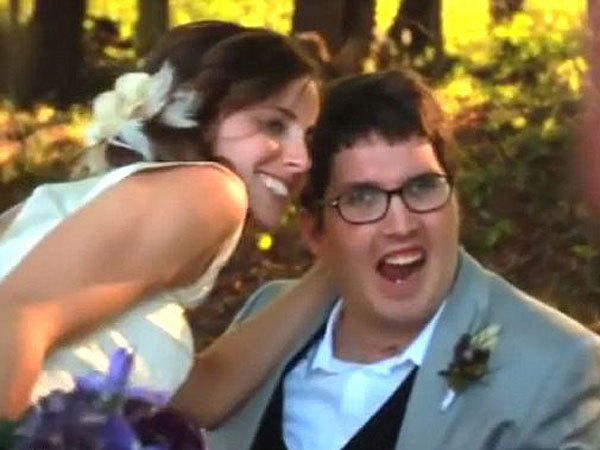 Meet the Couple Who Wed Despite the Groom's Devastating Accident