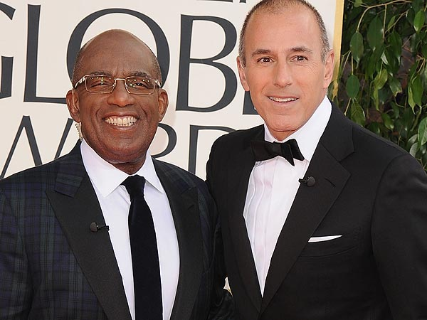 Matt Lauer and Al Roker Get Prostate Exams Live on Today