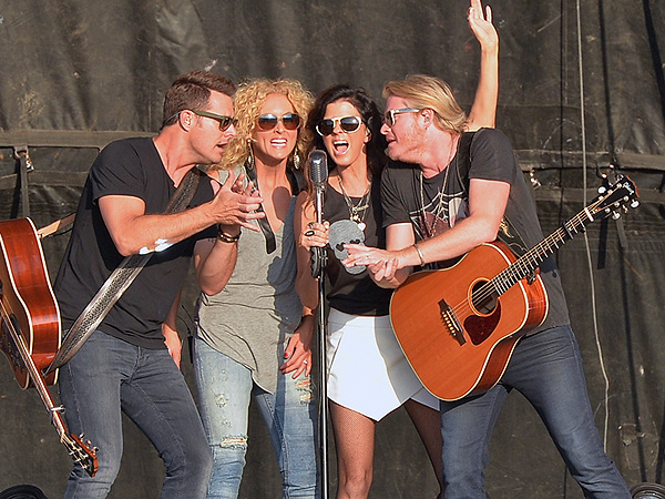 Little Big Town Talks Song Sober Before Country Music Awards