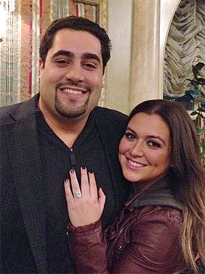 Lauren Manzo Is 'Obsessed' with Her Ring and Impressed by Fiancé's Teary Proposal
