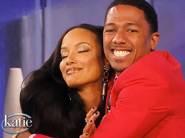 Nick Cannon's Awkward Run-In with Ex-Fiancée Selita Ebanks