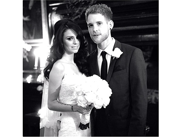 Cher Lloyd Marries Craig Monk: See a Sweet Photo from Her Surprise Nuptials