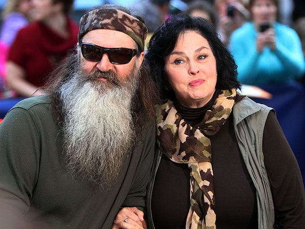 Duck Dynasty's Kay & Phil Robertson Open Up About His Past Infidelity, Alcoholism