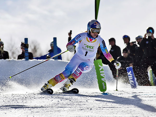 Lindsey Vonn's Injury Puts Sochi Olympics Into Question