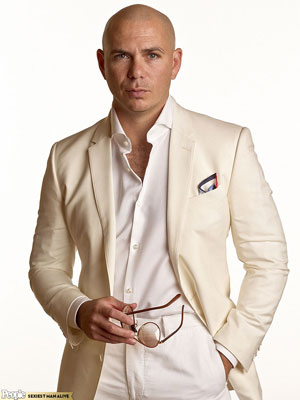 Pitbull's Tips for Being Sexy