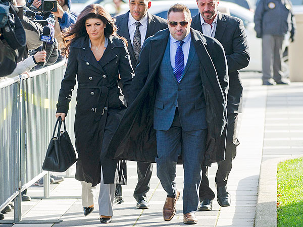 Teresa and Joe Giudice 'Have Confidence' in Their Defense