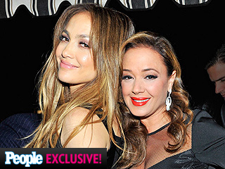 Jennifer Lopez Dances Night Away at Her American Music Awards After Party
