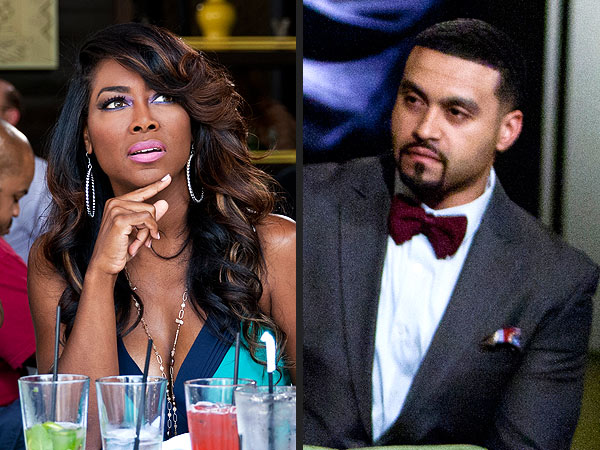 Real Housewives of Atlanta's Apollo Nida: Kenya Moore 'Wanted to Have Sex' With Me