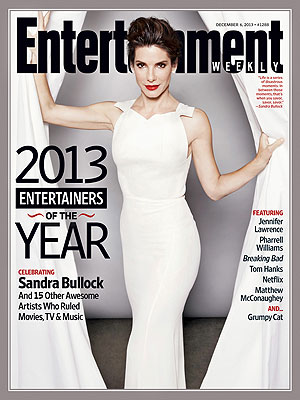 Sandra Bullock Doesn't Feel Like She's 'Missing Anything' by Being Single