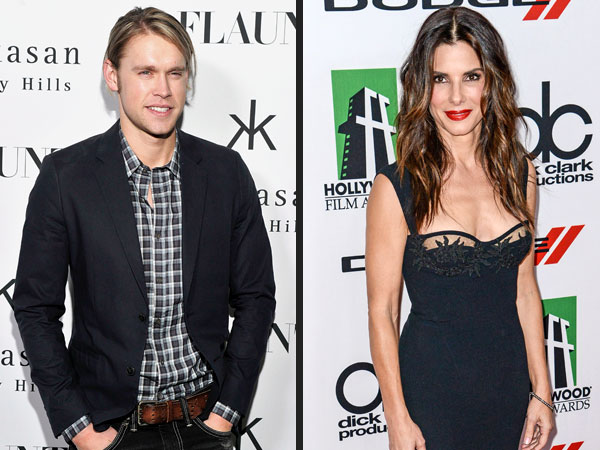 Chord Overstreet Admits Crush on Sandra Bullock