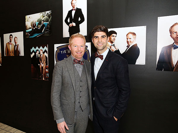 Jesse Tyler Ferguson and Justin Mikita Are 'Baby Crazy'