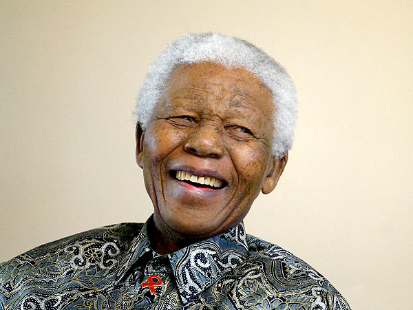 Nelson Mandela's death has led to millions of Twitter responses
