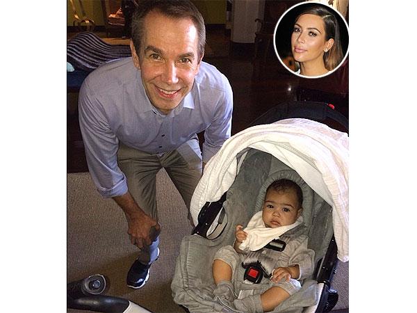 Kim Kardashian Shares New Photo of Baby North