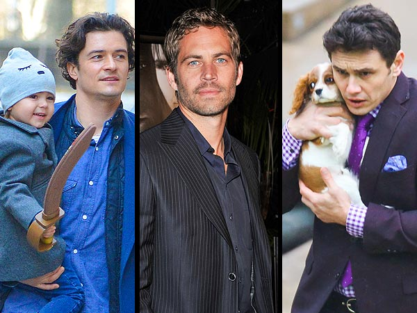 Paul Walker Death, Orlando Bloom & Miranda Kerr Reunite