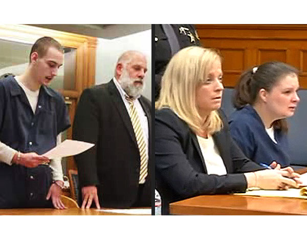 Baby Elaina's Mom, Ex-Boyfriend Guilty in Girl's Death