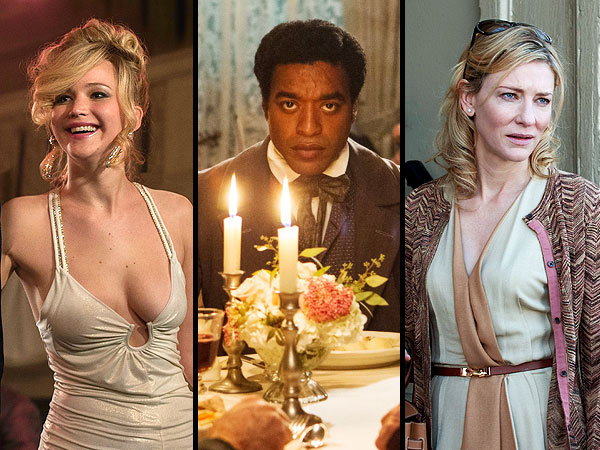 And the 2014 Oscar Nominees Are ...