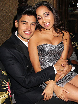 Siva Kaneswaran Engaged to Nareesha McCafferey