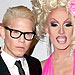 Sharon Needles and Alaska Split