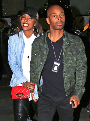Kelly Rowland Engaged to Tim Weatherspoon