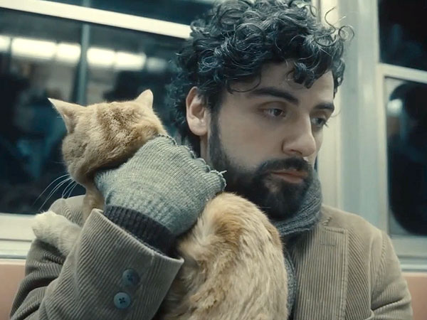 Inside Llewyn Davis Cats at Cannes Film Festival