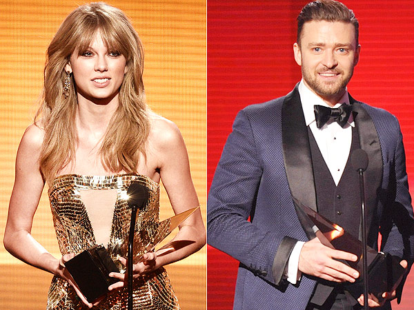 American Music Awards 2013 Winners: Taylor Swift, Rihanna, Justin Timberlake