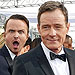 Snapped! Stars Get Candid on the Red Carpet | Aaron Paul, Brya