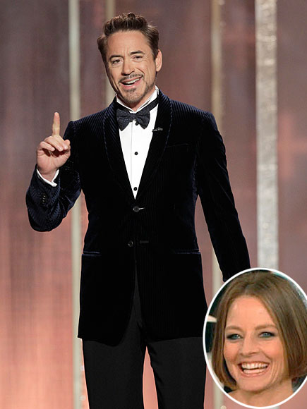 10 Best One-Liners Heard at the Globes