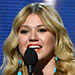 Kelly Clarkson Shouts Out 'Sexy' Fiancé in Grammy Acceptance Speech