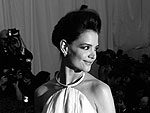Best Shots You Haven't Seen from the Met Gala | Katie Holmes