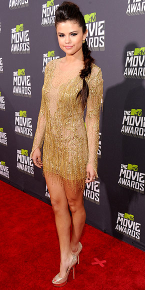 MTV Movie Awards Style: Anything (And We Mean Anything) Goes