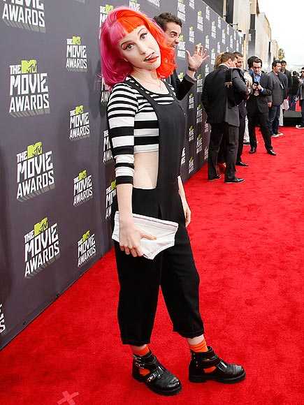 MTV Movie Awards' Wild & Wacky Red Carpet