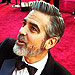 Click! Your Photos of Stars on the Oscars Red Carpet | George Clooney