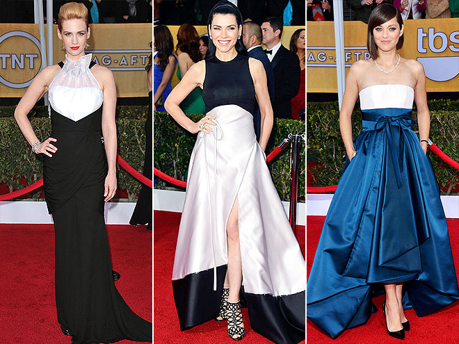 7 Style Trends Spotted on the 2013 Red Carpet